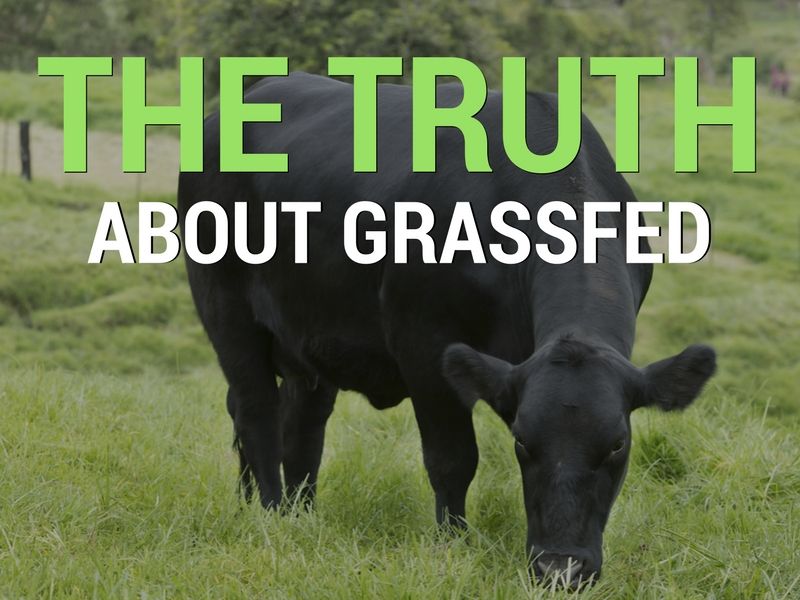 "The ""Truth"" About Grassfed"